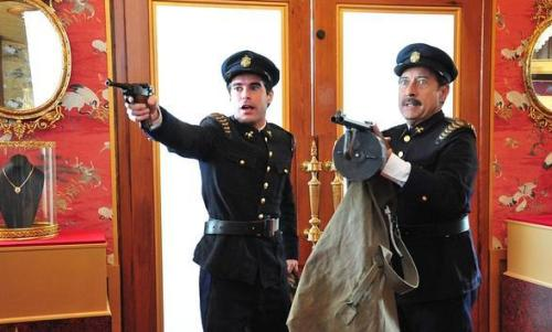 """Cabré y Francella trabajan en la nueva película """"El a"""