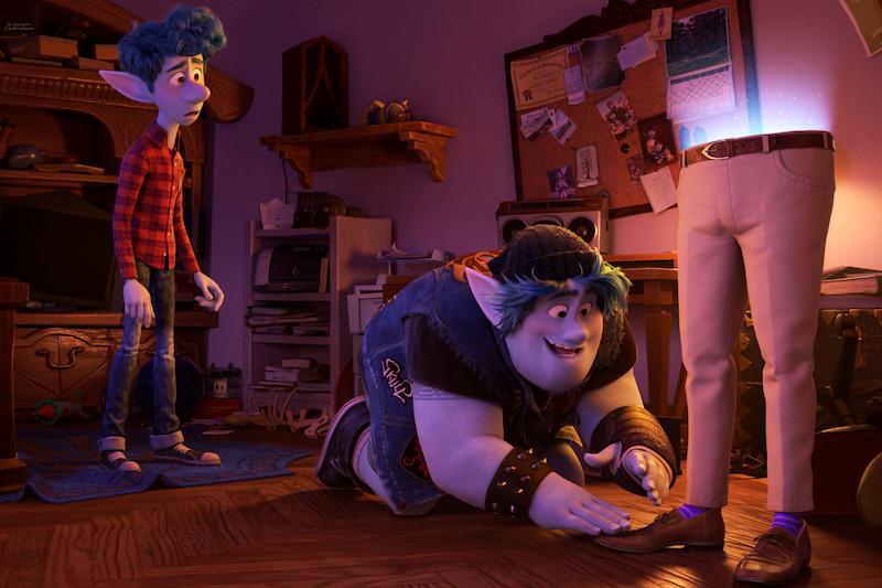 """Críticas: Crítica de """"Unidos"""" (""""Onward""""), producción de Pixar ..."""
