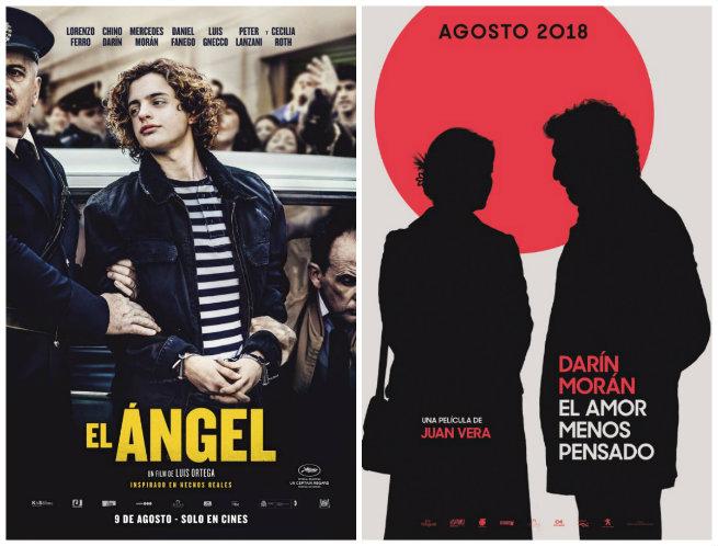 """""""El Ángel"""" y """"El amor menos pensado"""" lideraron la taquilla en el """"súper  agosto"""" del cine argentino c39d7adbf19"""